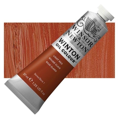 Winsor & Newton Winton Yağlı Boya 37 ml Light Red 27