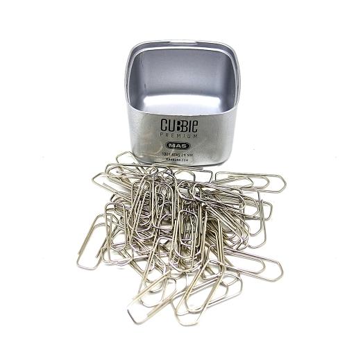 Mas Cubbie Premium Ataş 28mm - Gümüş