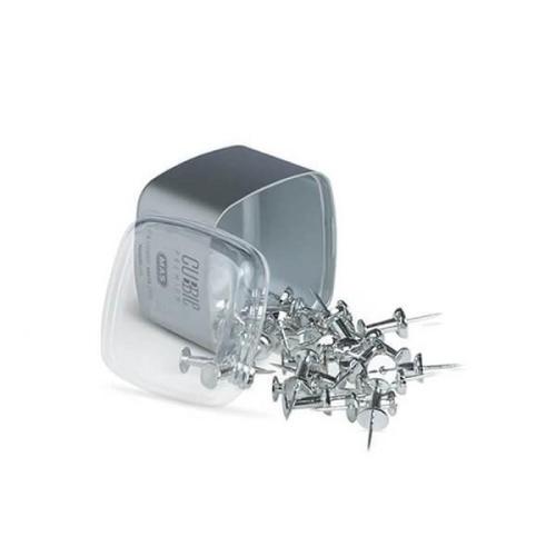 Mas Cubbie Premium Standart Harita Çivisi - Gümüş