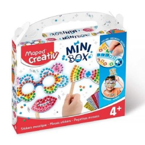 Maped Creativ Mini Box Mozaik Sticker Seti