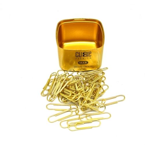 Mas Cubbie Premium Ataş 28mm - Gold