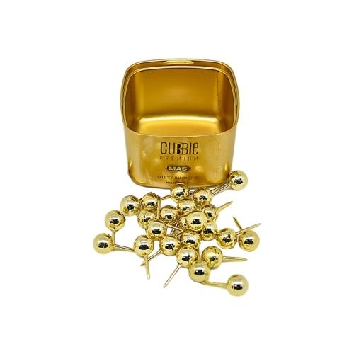 Mas Cubbie Premium Top Harita Çivisi - Gold