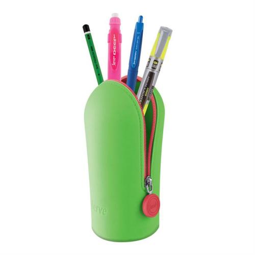 Serve Hoop Vakumlu Kalem Çantası - Neon Yeşil