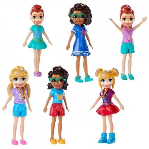 Mattel Polly Pocket ve Arkadaşları Kutulu Bebek