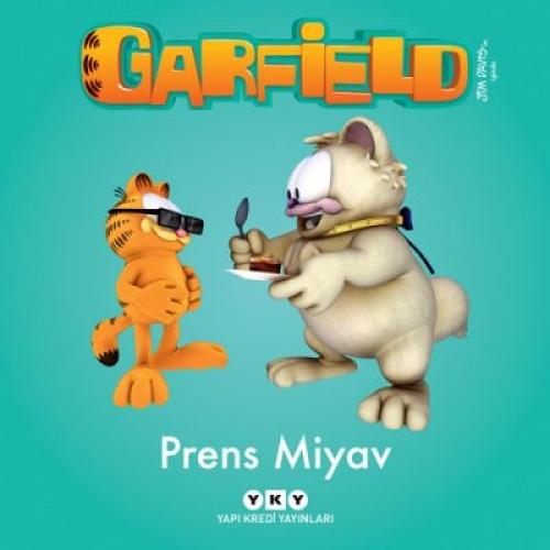 Garfield - Prens Miyav