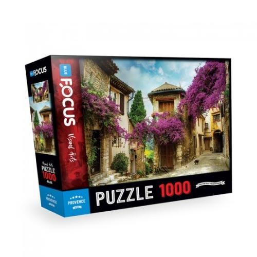Provence 1000 Parça Puzzle - Focus