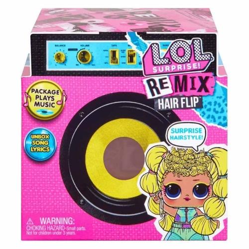 L.O.L Remix Hair Flip 15 Sürpriz