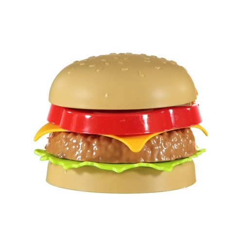 Tekli Hamburger Oyuncak