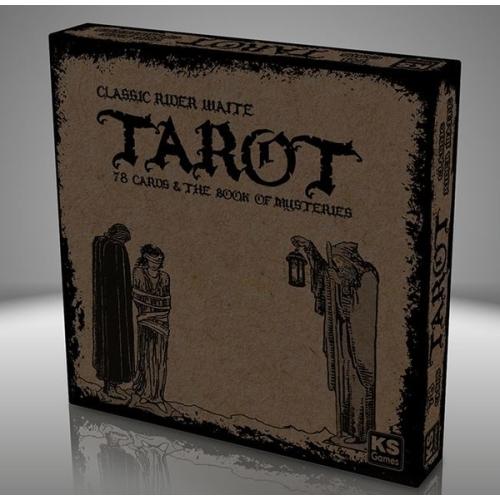 Tarot Kartları Kutulu Set - KS Games