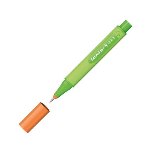 Schneider Link-It Mini Fineliner - Tango Orange