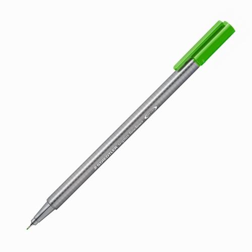Steadtler Triplus Fineliner 0.3 mm Açık Yeşil 334-51