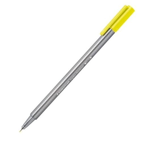 Steadtler Triplus Fineliner 0.3 mm Açık Sarı 334-10