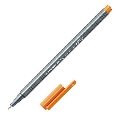 Steadtler Triplus Fineliner 0.3 mm Kahverengi 334-7