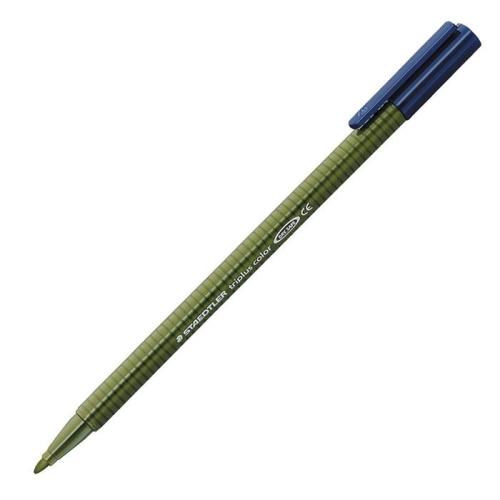 Steadtler Triplus Keçeli Kalem 1.0 mm Haki 323-57