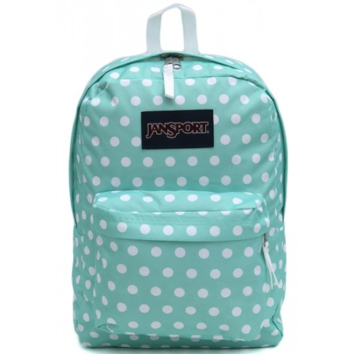 Jansport Superbreak Cascade Polka Dot Sırt Çantası