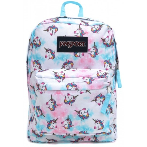 JanSport Superbreak Unicorn Clouds Sırt Çantası