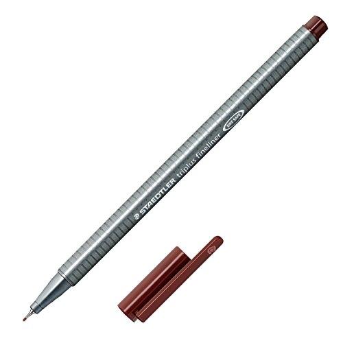 Steadtler Triplus Fineliner 0.3 mm Sütlü Kahverengi 334-76
