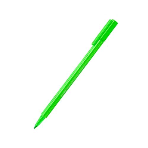 Steadtler Triplus Keçeli Kalem 1.0 mm Neon Yeşil 323-501