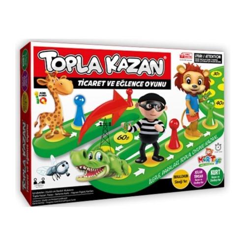 Topla Kazan Ticaret ve Eğlence Oyunu