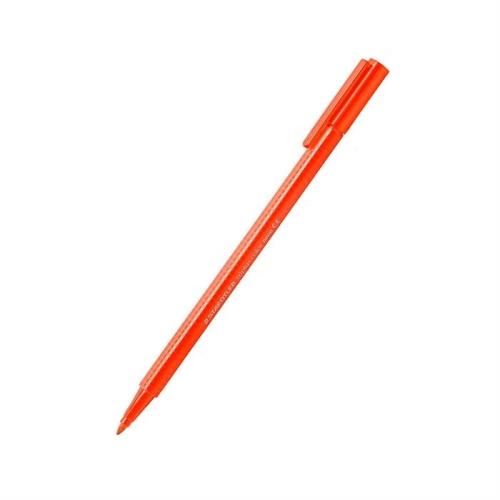 Steadtler Triplus Keçeli Kalem 1.0 mm Neon Kırmızı 323-201