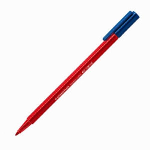 Steadtler Triplus Keçeli Kalem 1.0 mm Kırmızı 323-2