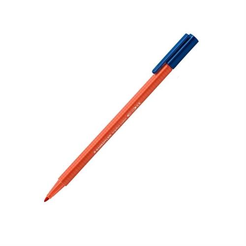 Steadtler Triplus Keçeli Kalem 1.0 mm Scarlet Kırmızı 323-24