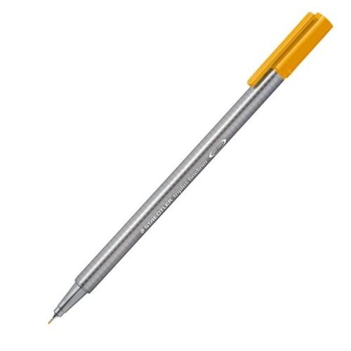Steadtler Triplus Fineliner 0.3 mm Altın Okra 334-16