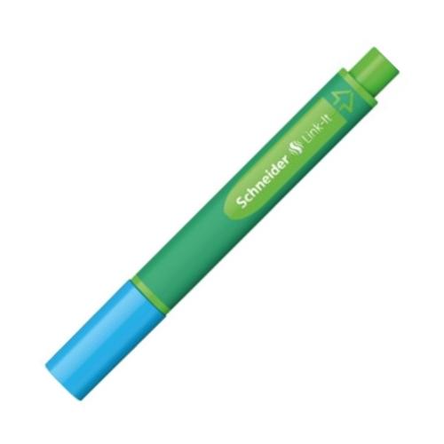 Schneider Link-It Mini Keçe Uçlu Kalem - Mineral Blue
