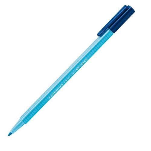 Steadtler Triplus Keçeli Kalem 1.0 mm Deniz Mavi 323-34