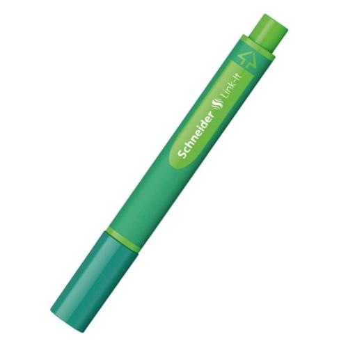Schneider Link-It Mini Keçe Uçlu Kalem - Nautic Green