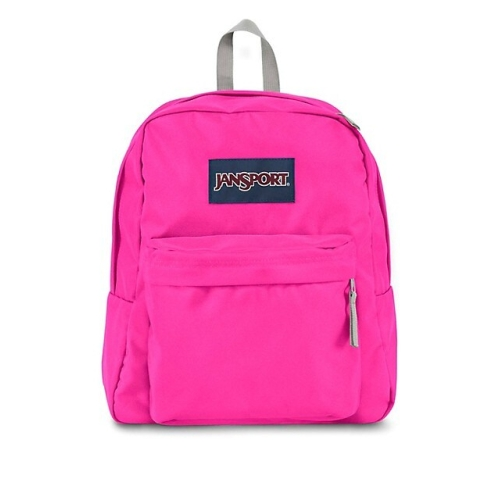 Jansport Superbreak Ultra Pink Sırt Çantası Fuşya