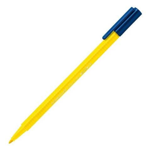 Steadtler Triplus Keçeli Kalem 1.0 mm Sarı 323-1