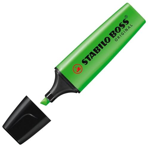 Stabilo Boss Original 70 - 33 Açık Yeşil