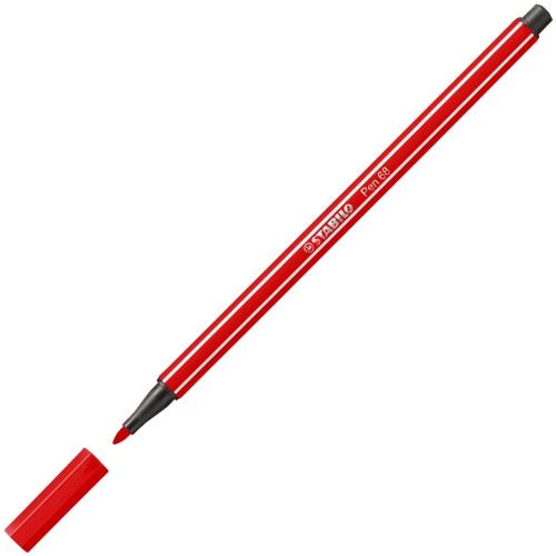 Stabilo Pen 68 - 48 Kırmızı