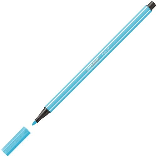 Stabilo Pen 68 - 031 Floresan Mavi