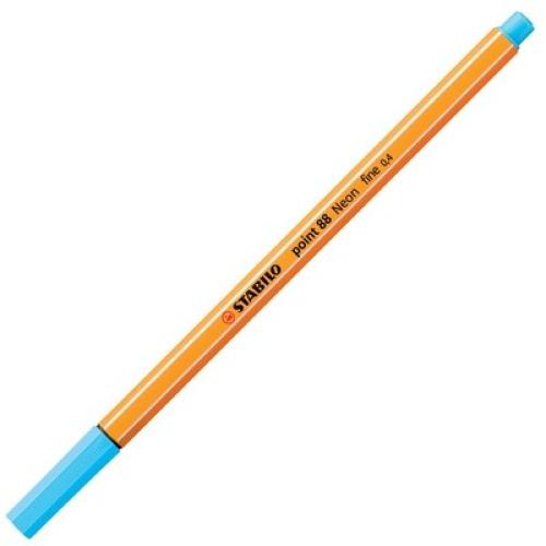 Stabilo Point 88 - 031 Neon Mavi