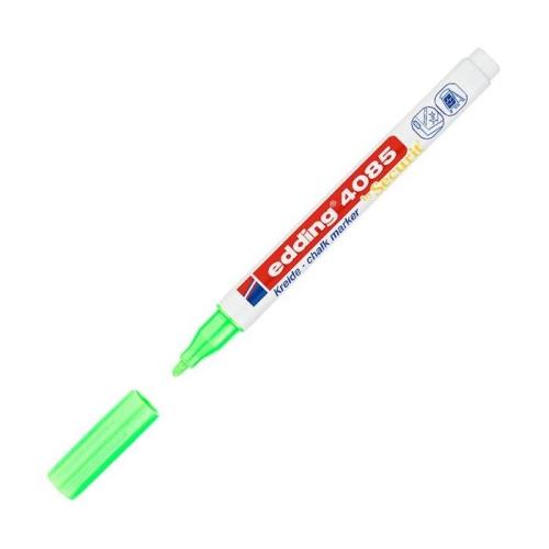 Edding Likit Tebeşir Kalemi - Neon Yeşil