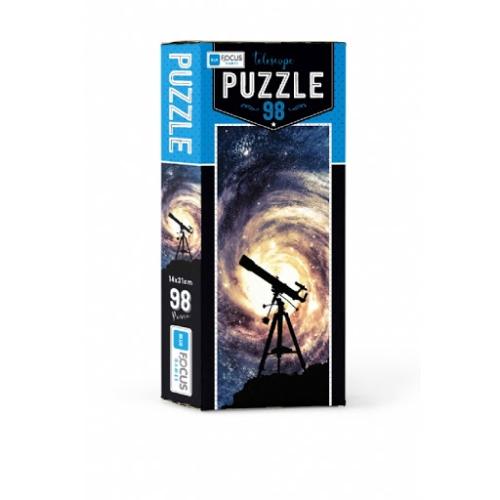 Telescope 98 Parça Kutulu Puzzle