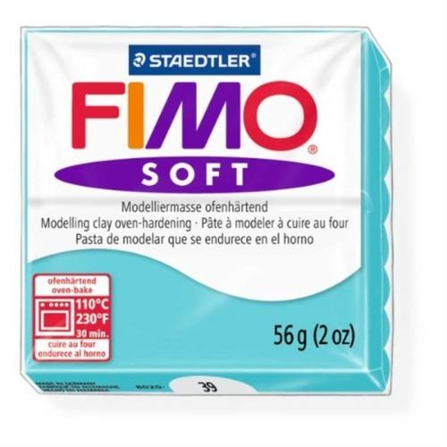 Fimo Soft 57 gr Modelleme Kili - 39 Peppermint