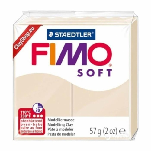 Fimo Soft 57 gr Modelleme Kili - 70 Sahara