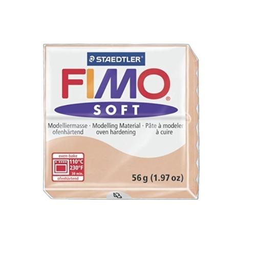 Fimo Soft 57 gr Modelleme Kili - 43 Flesh Light