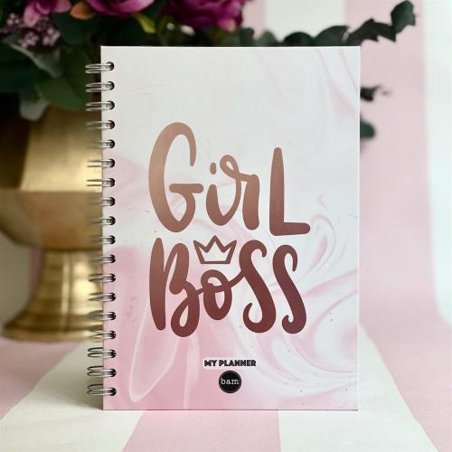 Girl Boss Konuşan Ajanda