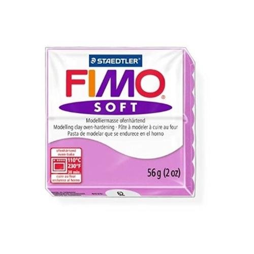 Fimo Soft 57 gr Modelleme Kili - 62 Lavender