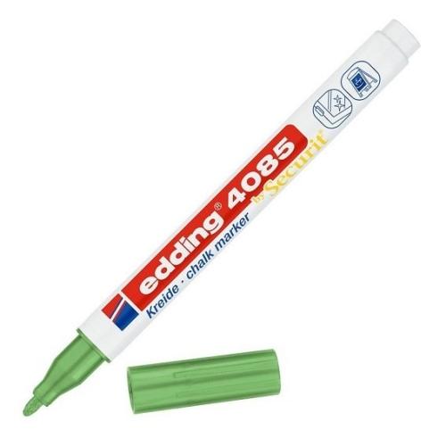 Edding Likit Tebeşir Kalemi - Metalik Yeşil