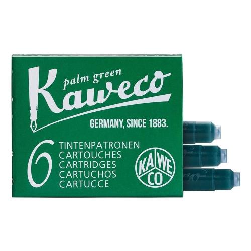 Kaweco Dolma Kalem Kartuşu 6lı - Yeşil