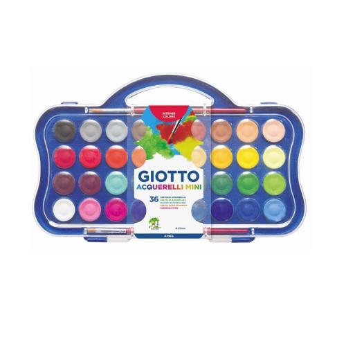 Giotto Suluboya 36'lı Kutu