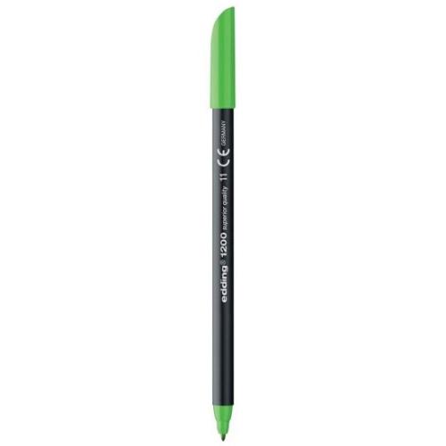 Edding 1200 Grafik Kalemi - Açık Yeşil