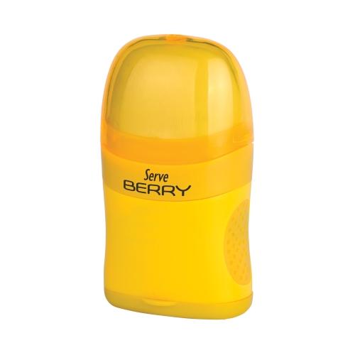 Serve Berry Silgili Kalemtraş - Sarı
