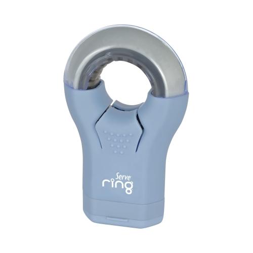 Serve Ring Silgili Kalemtraş - Pastel Mavi