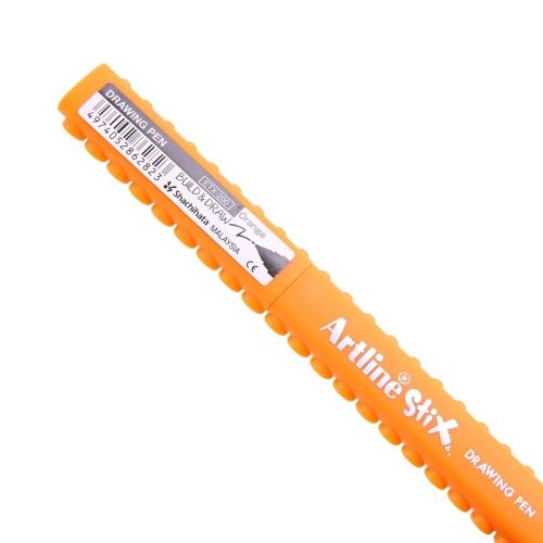 Artline Stix Drawing Pen Fineliner - Turuncu